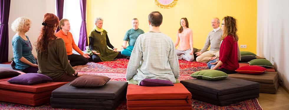 Meditas Meditationskurse