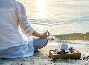 Meditations-Urlaub