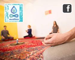 Facebook Profil von Meditas