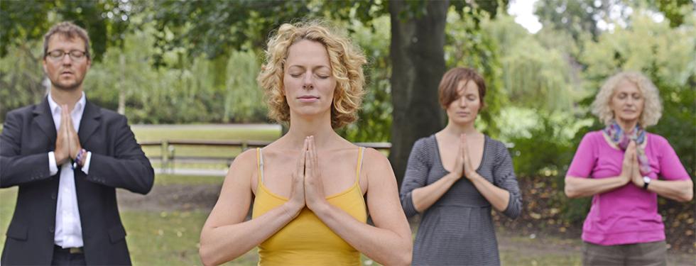 Meditation Personal Training - Meditationsübungen mit Mona Schramke